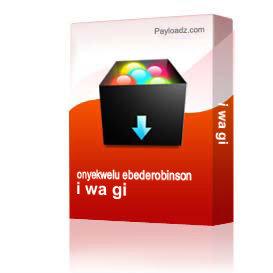 i wa gi | Other Files | Stock Art