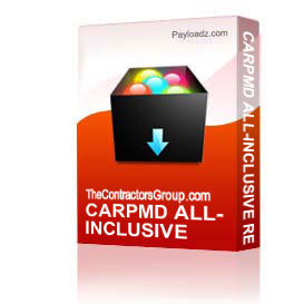 Carpmd All-Inclusive Release Forms Package - Mac - Doc | Other Files | Documents and Forms