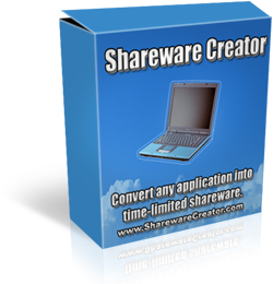 shareware creator - protect your software & ebooks