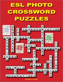 Esl Photo Crossword Puzzle E-Book | eBooks | Education