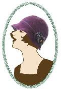 Erte Cloche Pattern   Other Files   Patterns and Templates