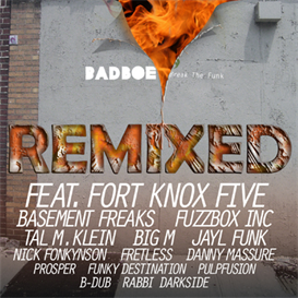 01. Funk In The Air (Fort Knox Five Remix) | Music | Dance and Techno