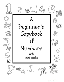 A Beginners Copybook of Numbers | eBooks | Education