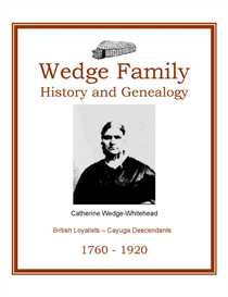 Wedge Family History and Genealogy | eBooks | History