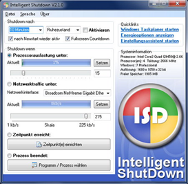 intelligent shutdown v2.1.3
