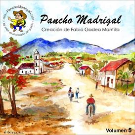 Los Cuentos de Pancho Madrigal - Aniceto Prieto en Leon | Audio Books | Humor