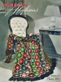 minerva afghans - crochet pattern ebook