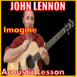 learn to play imagine by john lennon on the acoustic