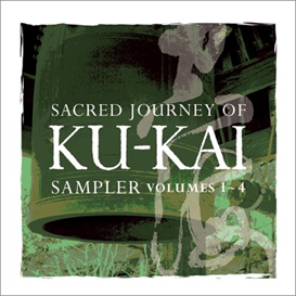 Kitaro Sacred Journey Of Ku-Kai Sampler 320Kbps MP3 album | Music | New Age