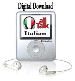 Linguaphone All Talk MP3 Italian Course | Audio Books | Languages