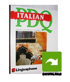 Linguaphone PDQ MP3 Italian Course | Audio Books | Languages