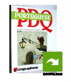 linguaphone pdq mp3 portuguese course
