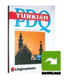 linguaphone pdq mp3 turkish course