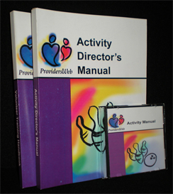 activity director's manual - book one