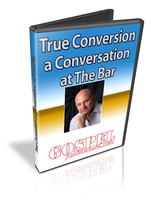 First Additional product image for - True Conversion: A Conversation At A Bar (Audiobook)