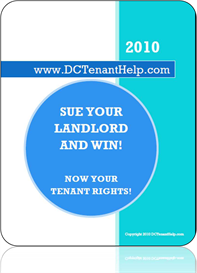 sue your landlord and win!