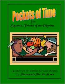 Pockets of Time for Squanto, Friend of the Pilgrims   eBooks   Education