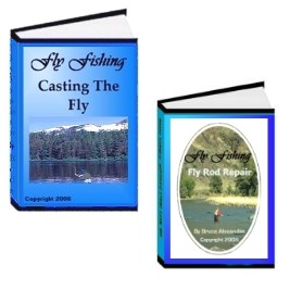 Two Fly Fishing Ebooks, Rod Repair & Casting | eBooks | Sports