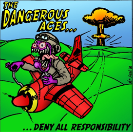 The Dangerous Aces ...Deny All Responsibility