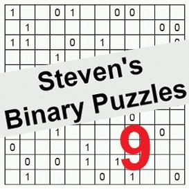 binaire puzzels 09