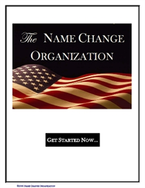 Pennsylvania Adult Legal Name Change | eBooks | Self Help