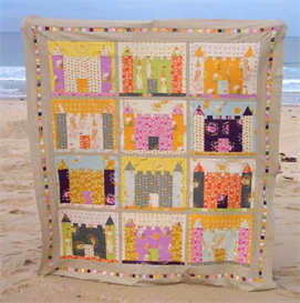Sand Castles Quilt Pattern | Other Files | Arts and Crafts