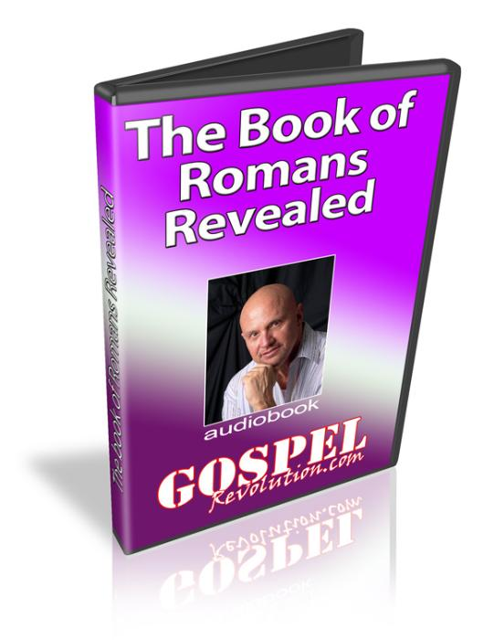 First Additional product image for - The Book of Romans Revealed (MP3)