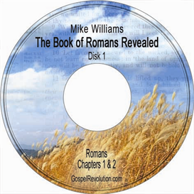 the book of romans revealed (mp3)