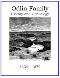 Odlin Family History and Genealogy | eBooks | History