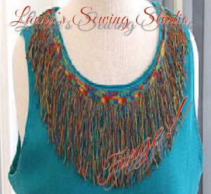 Laura's Fringe Collection SEW | Crafting | Embroidery