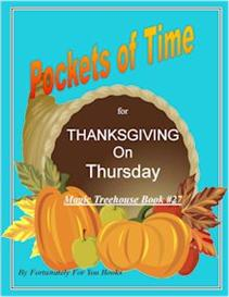 Pockets of Time for Thanksgiving on Thursday: Magic Treehouse #27 | eBooks | Education