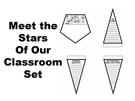 Meet the Stars of Our Classroom Set | Other Files | Documents and Forms