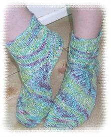 Mermaid sock pattern | Other Files | Arts and Crafts