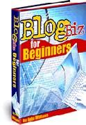 atpbooks presents blog biz for beginners - learn how to create your own blog and profit