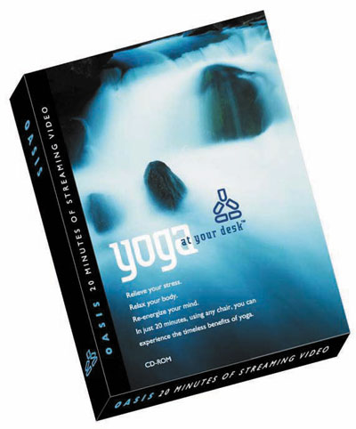 Second Additional product image for - Yoga at Your Desk Oasis