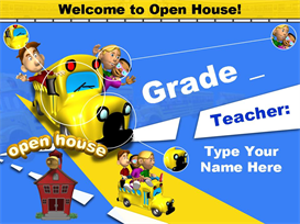 Parent Open House Powerpoint Presentation | Other Files | Documents and Forms