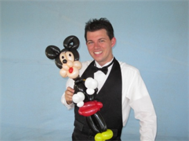 Simple Mickey Mouse Balloon Character Tutorial | Movies and Videos | Special Interest