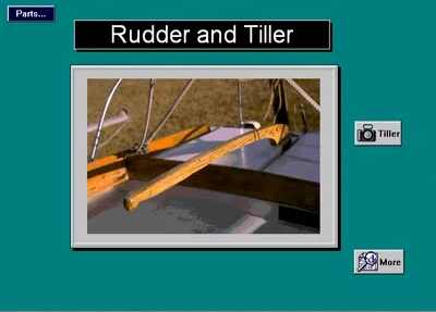 Second Additional product image for - Parts of a Sailboat Digital Sailing Lesson for Mac and PC