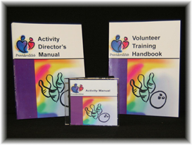 activity volunteer manual