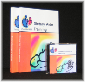 dietary aide training manual