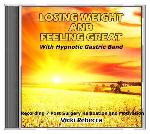 First Additional product image for - Losing Weight and Feeling Great with the Hypnotic Gastric Band Recording 7 Post Surgery Relaxation and Motivation