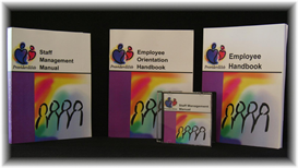 staff management bundle set of 3