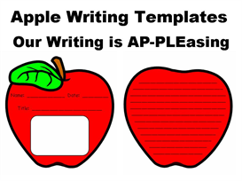 Our Writing is AP-PLEasing (Apple Templates) | Other Files | Documents and Forms