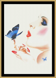 Blue Flight - Cross Stitch Download | Crafting | Cross-Stitch | Other