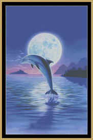 Day Of The Dolphin - Cross Stitch Download | Crafting | Cross-Stitch | Other