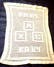 ... Files Patterns and Templates Baby Blocks Crochet Baby Blanket Pattern