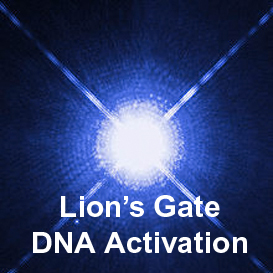lion's gate dna activation