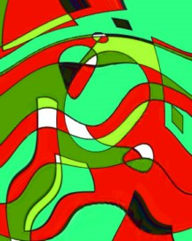 Original Abstract Artwork abstract_20100728aha | Other Files | Arts and Crafts