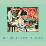 Kristina Supergenius - Musty LP   Music   Electronica