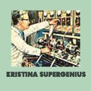 Kristina Supergenius - Blue Sparkle | Music | Electronica
